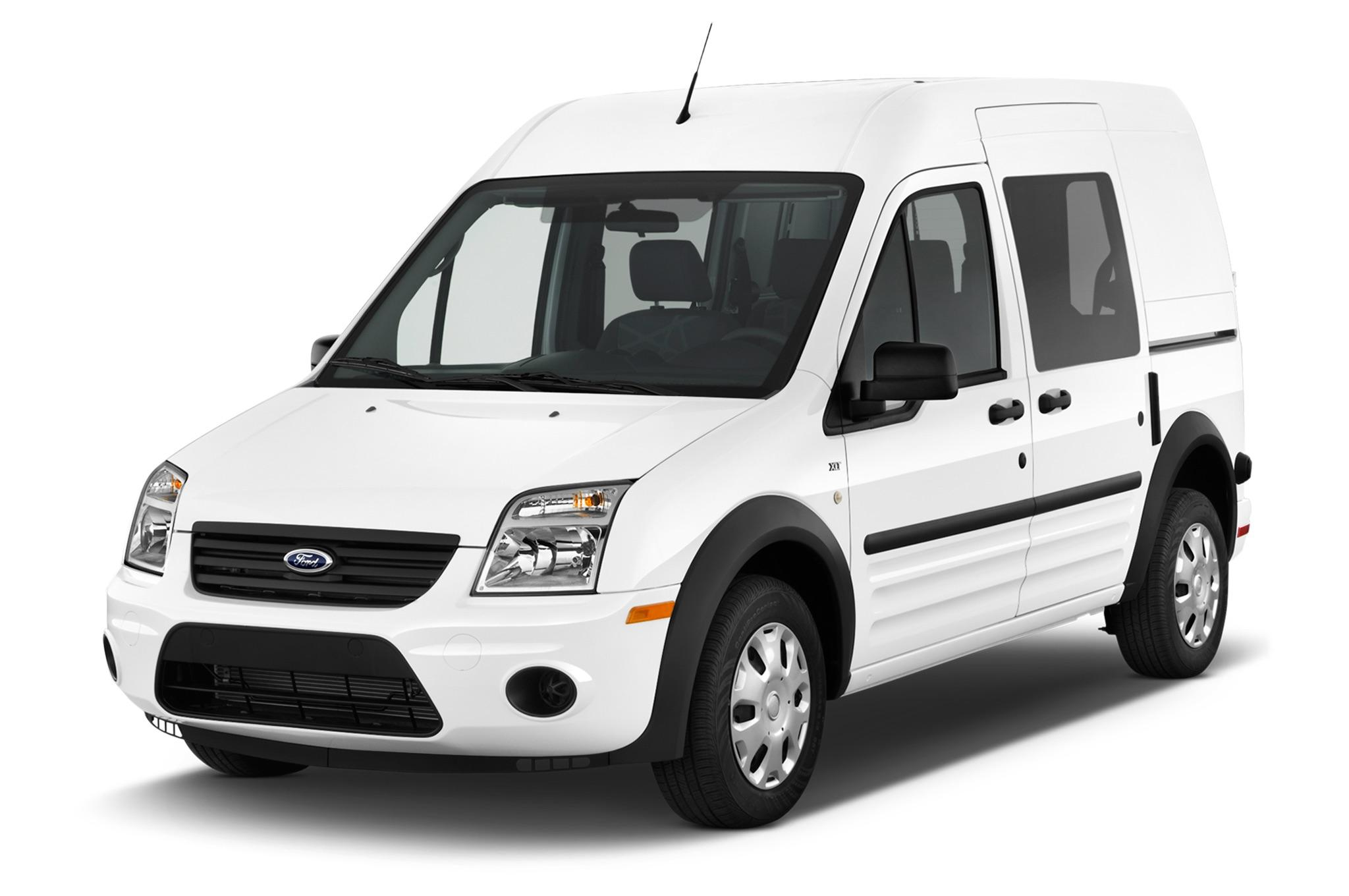 Ford Transit Connect 2002