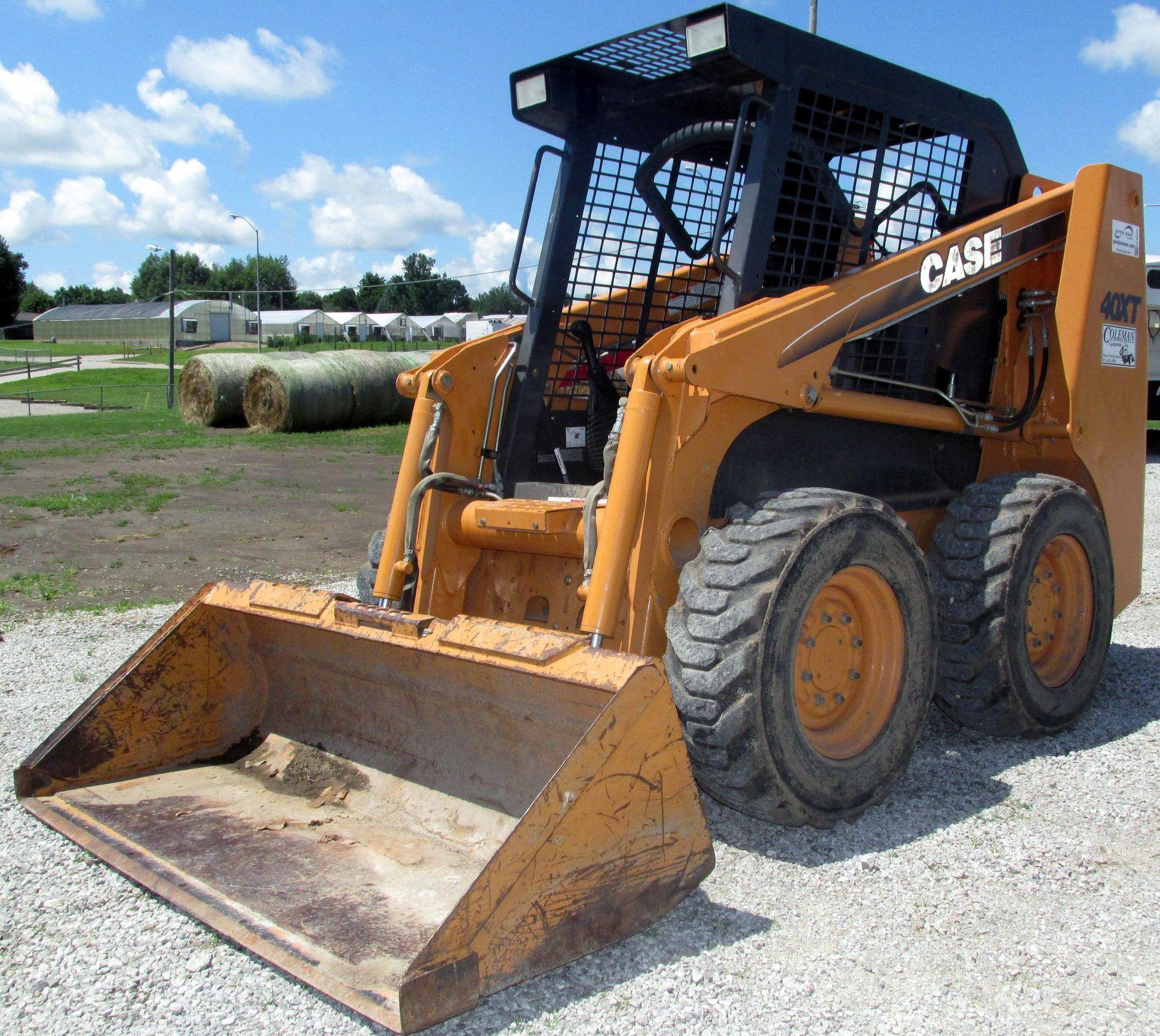 Case Skid Steer 40xt Repair Service Manual