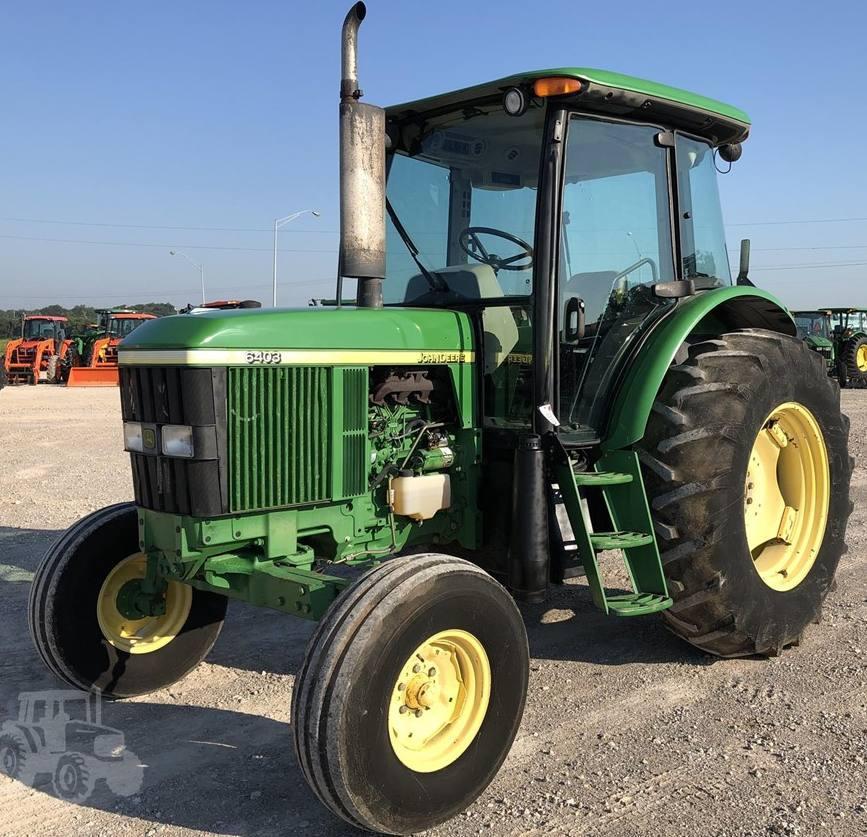 John Deere Tractors 5303 & 5403 Diagnostic & Repair Service ... on