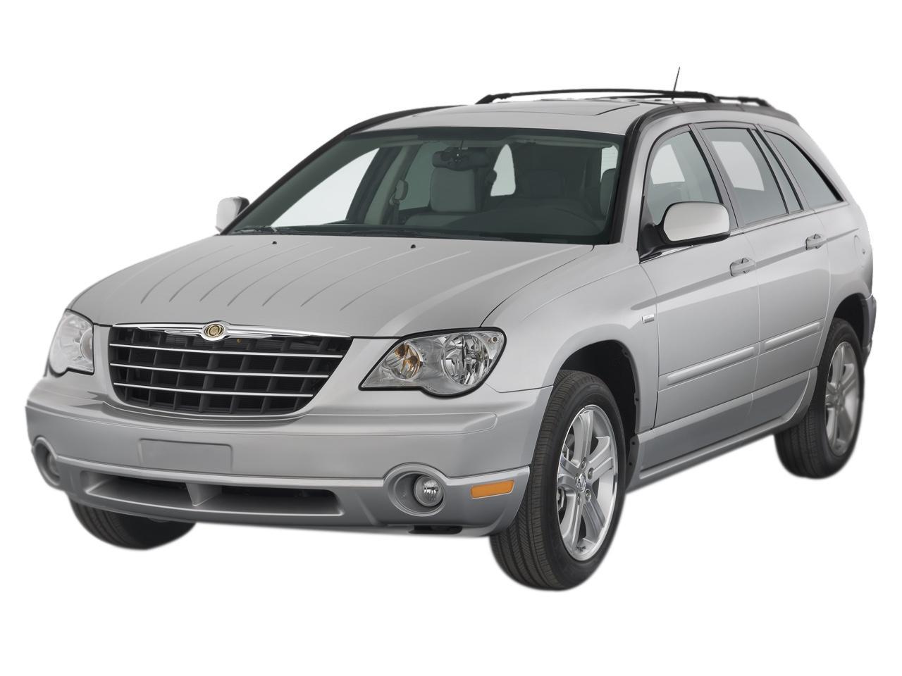 Chrysler Pacifica Service Repair Manual 2003