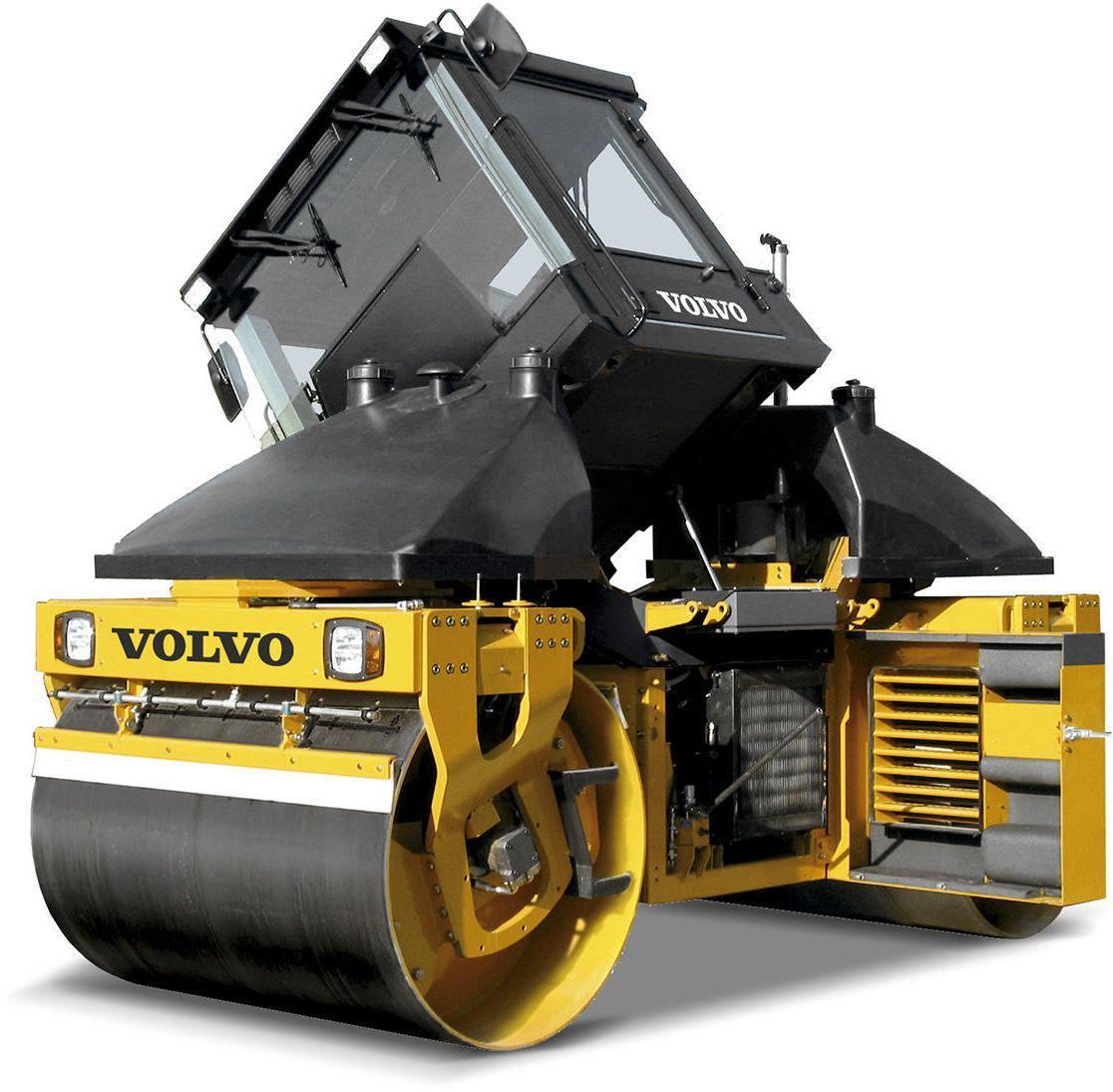 Asphalt Compactors Dd85 Volvo Parts Manual  U0026 Electrical