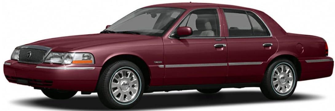 Ford Crown Victoria  Mercury Grand Marquis  Marauder 2004 Repair Service Manual