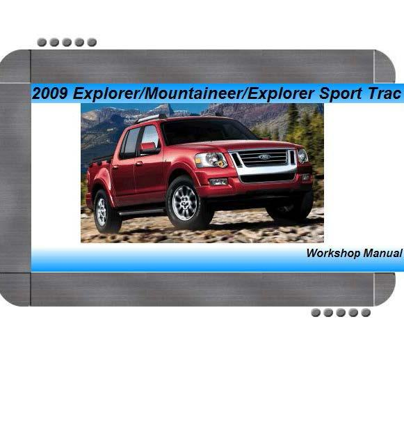 Ford Explorer  Explorer Sport Trac  Mercury Mountaineer