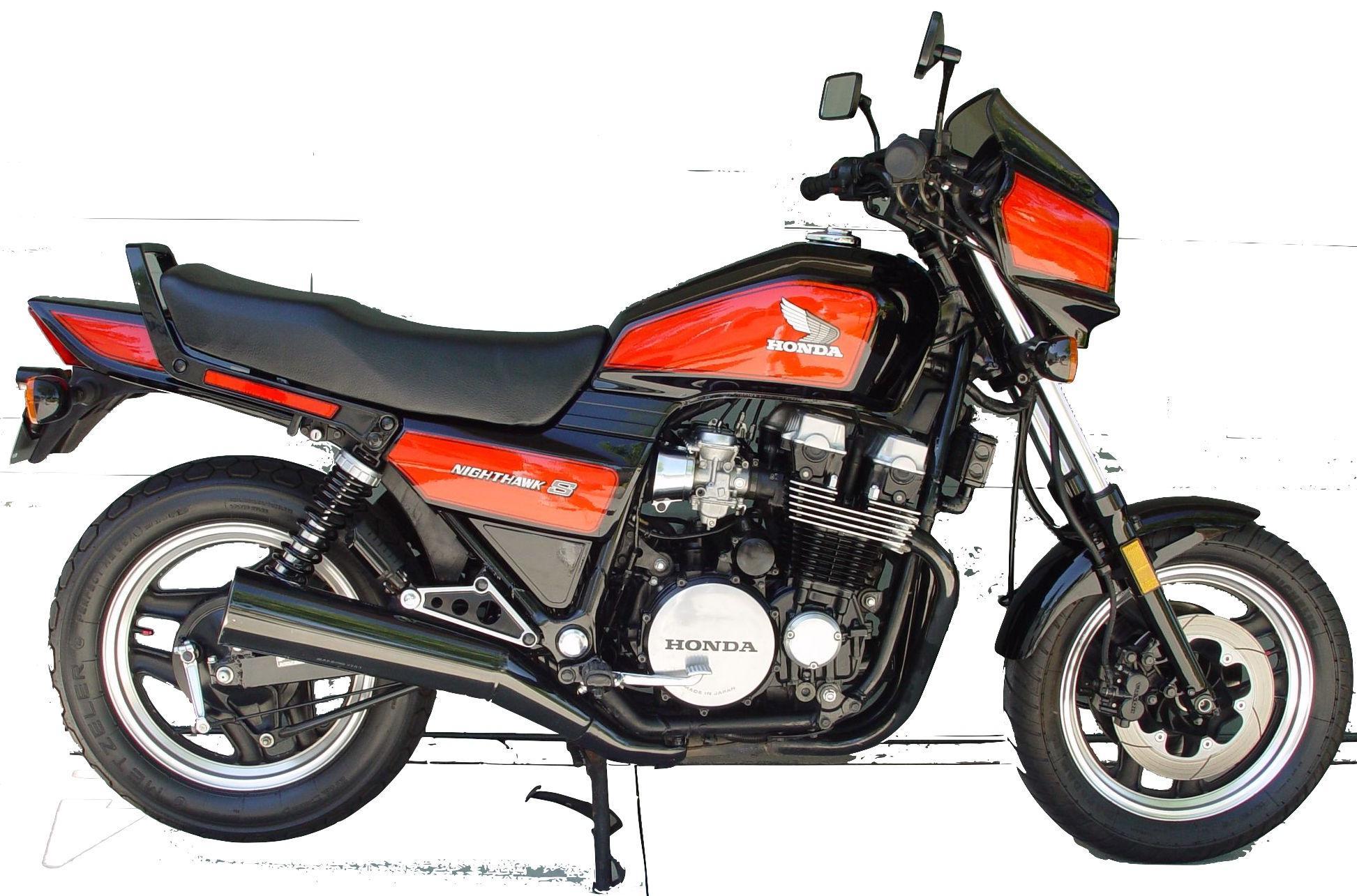 Honda Motorcycles  Cb700