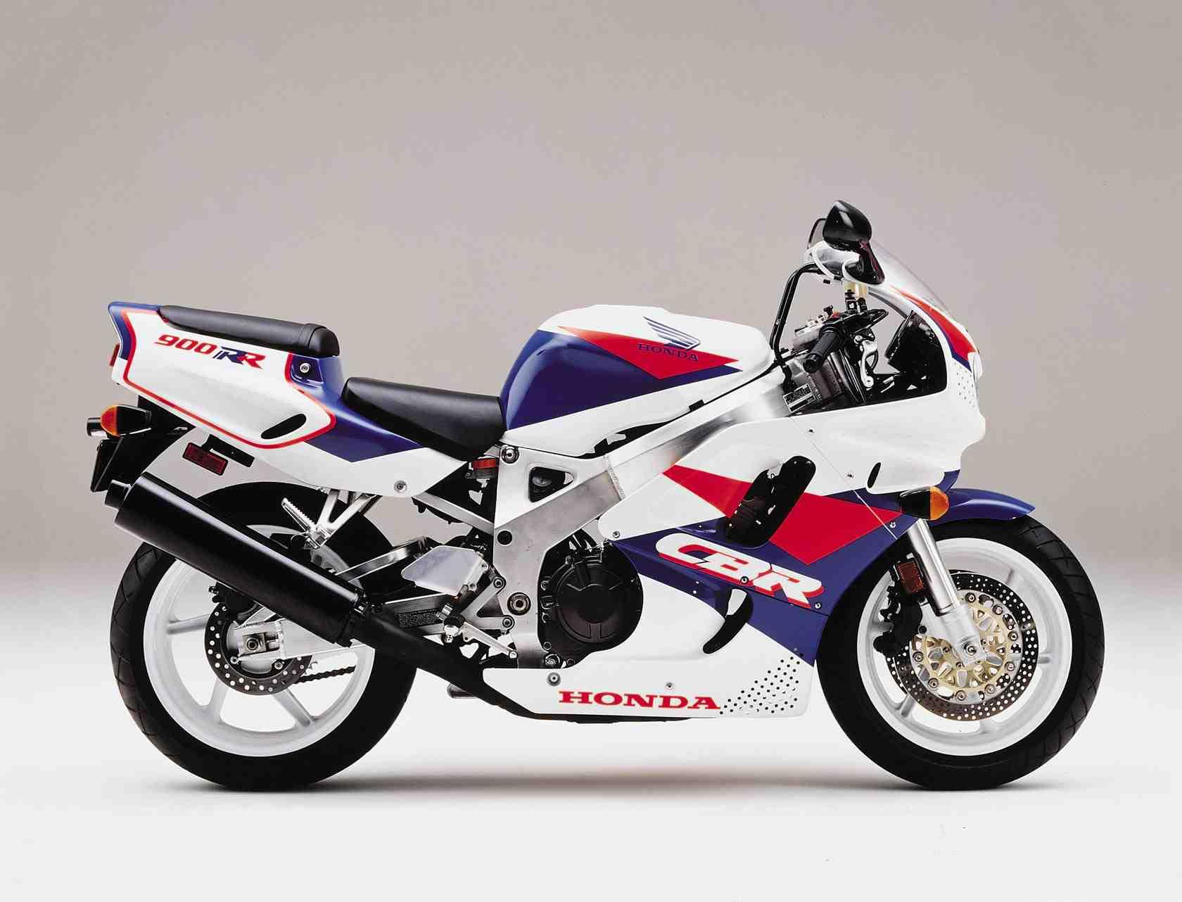Honda Motorcycles Cbr900