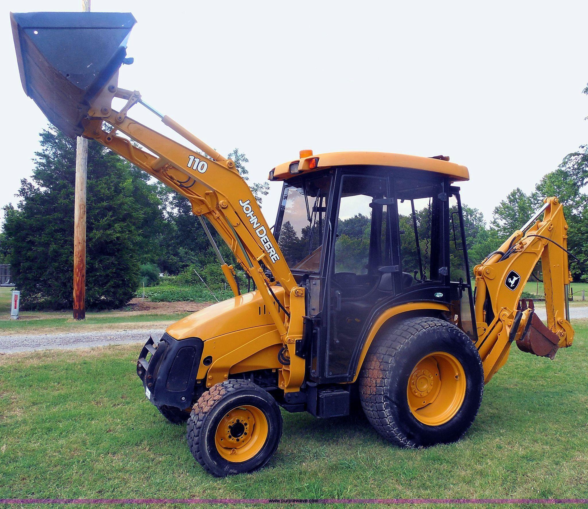 john deere 110 tractor loader backhoe (worldwide edition) parts catalog -  pc2914   a++ repair manual store  a++ repair manual store