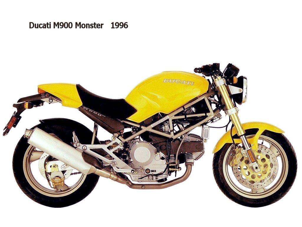 Ducati M900 Motorcycle Repair Service Manual