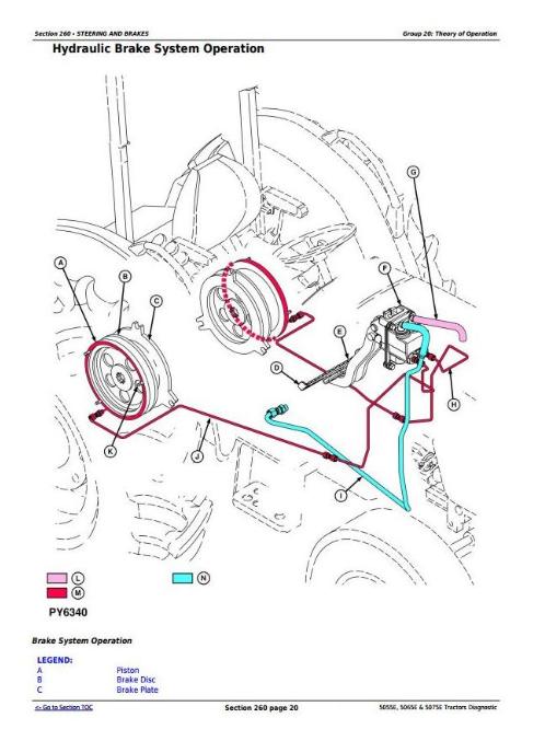 [ANLQ_8698]  John Deere Tractors 5055E, 5065E, 5075E Diagnosis and Tests Service  Technical Manual (TM901419) | A++ Repair Manual Store | John Deere 5065e Wiring Diagram |  | A++ Repair Manual Store