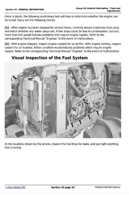 Nouveau John Deere 6125r Manual Guide