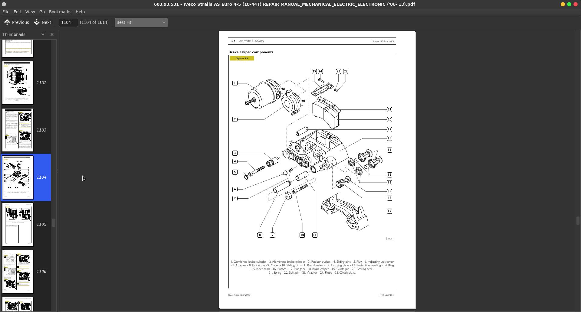 Iveco Stralis Trucks Repair  U0026 Service Manual