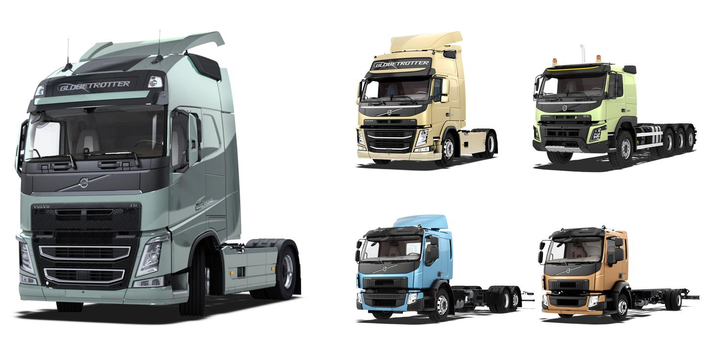 Volvo Truck Technical Service Information Manuals