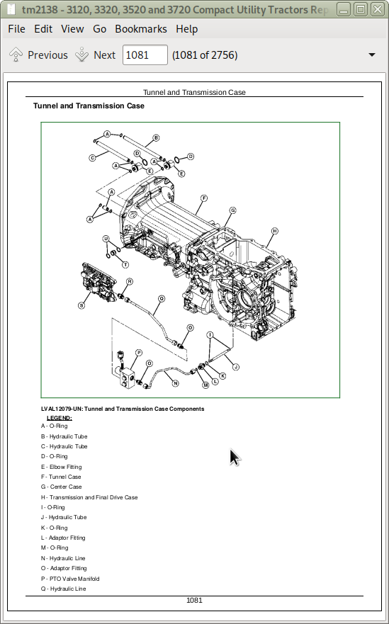 John Deere 3120, 3320, 3520, 3720 Compact Utility Tractors Service  Technical Manual (TM2138) | A++ Repair Manual Store | John Deere 3520 Wiring Diagrams |  | A++ Repair Manual Store