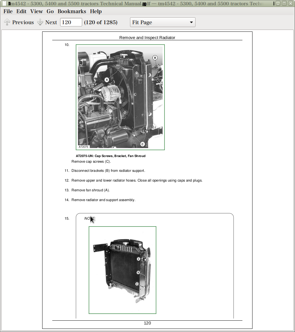 [DIAGRAM_3NM]  John Deere Tractors 5300, 5400, 5500 Diagnostic and Repair Service Manual  (TM4542) | A++ Repair Manual Store | John Deere 5500 Tractor Wiring Diagrams |  | A++ Repair Manual Store